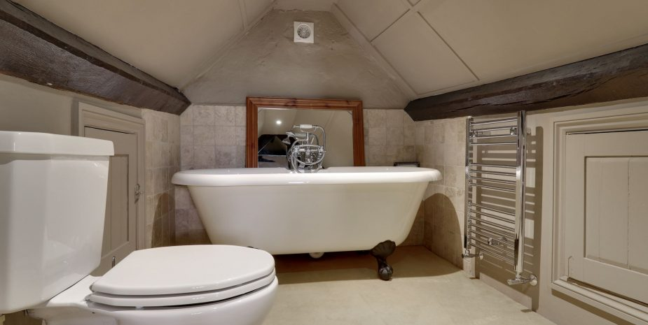 Attic Room Ensuite