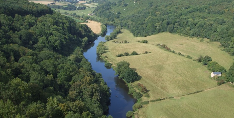 Symonds Yat Rock view
