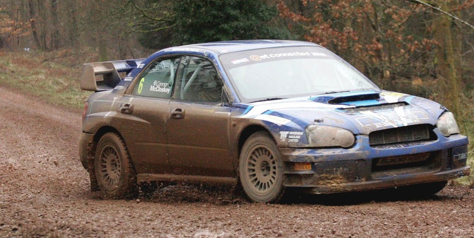 Wydean Forest Rally