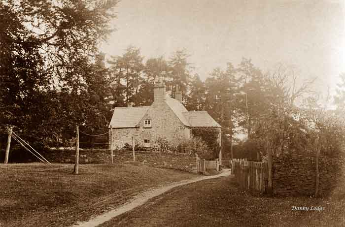 Danby Lodge Forest of Dean